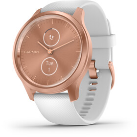 Garmin Vivomove Style SmartWatch, rose gold/white